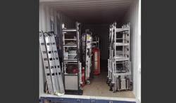 Self storage: Birmingham Self Storage - Container Storage, Coleshill, Warwickshire, B46