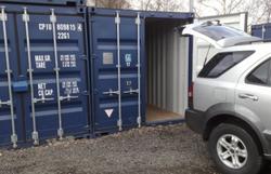 Commercial storage: Birmingham Business Storage - Container Storage, Coleshill, Warwickshire, B46