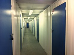 Self storage: Canford Magna Self Storage Ltd, , Wimborne, BH21