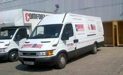 Managed storage: Removals and storage, , , London, SE19