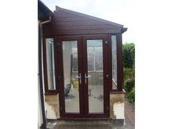 Neighbourhood storage: conservatory, Shifnal, Shropshire, tf11