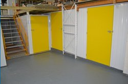 Self storage/storage units: Consett Self Storage, Consett, County Durham, DH8