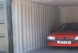 Managed storage/wine storage: Kennedy Storage Haltwhistle, Haltwhistle, Northumberland, NE49