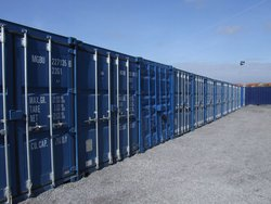Self storage/general household items: Container Self Storage- 20ft Container £20pw, Dilhorne, Staffordshire, ST10