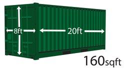 Self storage: A1 Secure Self Storage - Bethersden, Bethersden, Kent, TN26