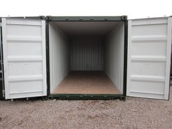Vehicle storage/lockup storage: Purpose Build Vented Container Storage Leighton Buzzard, Leighton Buzzard, Central Bedfordshire, LU7