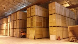 Managed storage/warehouse storage: Household & Commercial storage facility in Suffolk, Rendlesham, Woodbridge, IP12