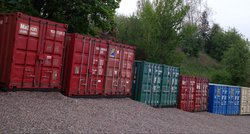 Vehicle storage/lockup storage: Storage and Lockup Garages Carlisle, Carlisle, Cumbria, CA2