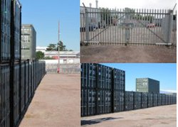 Self storage: Container self storage in Leighton Buzzard, Leighton Buzzard, Central Bedfordshire, LU7