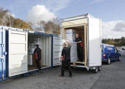 Self storage: Dainton Self Storage In Paignton, Devon, Paignton, Torbay, TQ4
