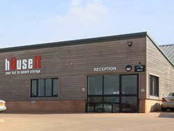 Commercial storage: House-it - safe secure storage for all your business requirements, Woodbury, Devon, EX5
