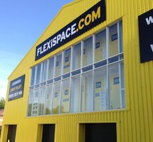 Self storage: Household storage at Flexispace, Manchester, , Manchester, M12
