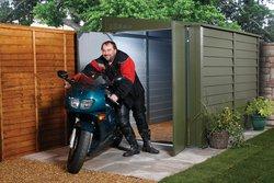 Neighbourhood storage: bike garage, Shifnal, Shropshire, tf11