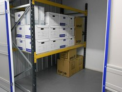 Self storage: Nuneaton Self Storage, Nuneaton, Warwickshire, CV11