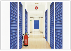 Self storage: Base Self Storage, Stockport, , Stockport, SK4