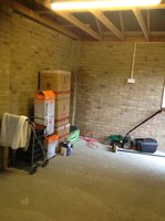 Neighbourhood storage/bicycle storage: Garage on Rent, Chafford Hundred, Thurrock, RM16