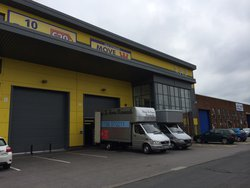 Managed storage/containerised storage: Self storage and Removals Derby, West Hallam, Derbyshire, De7