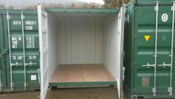 Commercial storage/document storage: External Storage Units, Whitchurch, Herefordshire, HR9