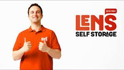 Self storage: Len's Self Storage, Glasgow, Glasgow, Renfrewshire, G52