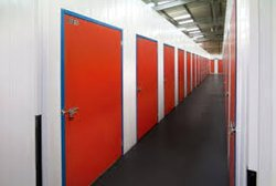 Self storage: First Base Self-Storage in Burton-on-Trent, Burton upon Trent, Staffordshire, DE14