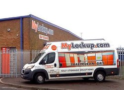 Self storage: My Lock Up - Domestic self storage in Bishop Auckland, St Helen Auckland, Bishop Auckland, DL14