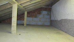 Neighbourhood storage: Loft space above garage in Surbiton, Surbiton, Greater London, KT6