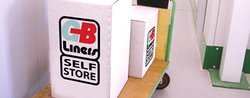 Self storage: GB Liners Self Storage Units in Loughborough, Loughborough, Leicestershire, LE11