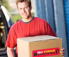 Self storage: Household Self Storage, Manchester, Denton, Manchester, M34
