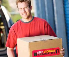 Commercial storage/archive storage: Business Self Storage, Manchester, Denton, Manchester, M34