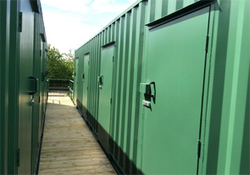 Commercial storage: Business self storage centre Brackley - Mystor, Turweston, Brackley, NN13