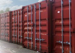 Self storage: Secure self storage, Newton Abbot, Devon, Newton Abbot, Devon, TQ12