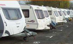 Vehicle storage: Caravan storage in the East Midlands, King's Newton, Derbyshire, DE73
