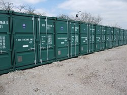Self storage: Commercial and domestic storage in the East Midlands, King's Newton, Derbyshire, DE73