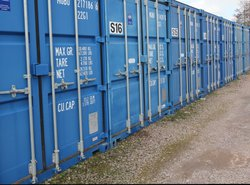 Self storage: Container Storage Preston, Midge Hall, Lancashire, PR26