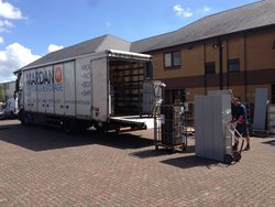 Managed storage: Removals and storage in Bath, Bath, Bath and North East Somerset, BA2