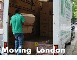 Managed storage/containerised storage: Household storage in London, Brixton, London, SE24