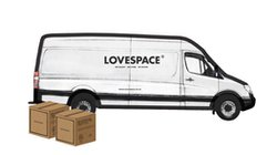 Managed storage/warehouse storage: LOVESPACE Pick up & deliver storage (Nationwide), , London, SW9