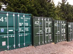 Self storage: Container self storage Bath at Perry Storage, Bath, Bath and North East Somerset, BA1