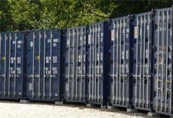 Self storage: Camel Self Storage Ltd, Sladesbridge, Cornwall, PL27