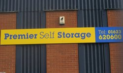 Commercial storage: Business storage in Mansfield, Mansfield, Nottinghamshire, NG18