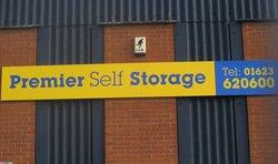 Self storage: Premier Self Storage, Mansfield, Mansfield, Nottinghamshire, NG18