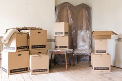 Managed storage/containerised storage: Prestige Removals and Storage, Dudley, West Midlands, Dy2