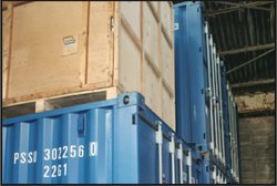 Managed storage/containerised storage: Container Storage in Old Kilpatrick, Old Kilpatrick, West Dunbartonshire, G60