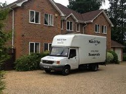 Managed storage: RJS Removals, Abingdon, Oxfordshire, OX14