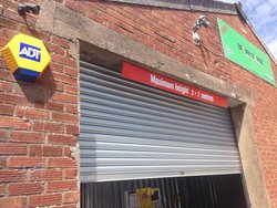 Commercial storage/document storage: Brown Self Storage, Bath Road, Bristol, Bristol, BS4