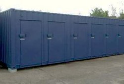 Self storage: Sandbox Container Self Storage, Weeting, Weeting, Brandon, IP27