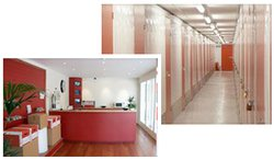 Self storage: Simply Storage - Self Storage SW London, , Greater London, KT3
