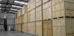 Commercial storage/pallet storage: Mr Shifter (London) Document Removals and Storage, Barking, Greater London, ig11