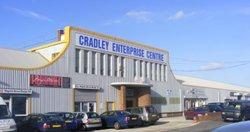 Commercial storage: Cradley Enterprise Centre and Self Storage in Halesowen,West Midlands, Halesowen, West Midlands, B63