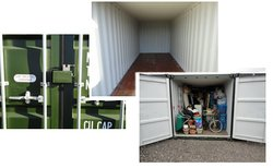 Self storage: Southdowns Storage, nr Chichester, Funtington, West Sussex, PO18